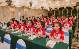 Cuối tuần này, 45 nữ sinh tài năng nhất sẽ cùng tranh tài trong đêm Chung kết Hoa khôi sinh viên Việt Nam