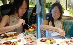 Vỡ mộng trong lần đầu gặp bạn gái quen qua mạng, chàng trai Trung Quốc gọi cả bàn đồ ăn đắt tiền rồi trốn biệt tăm