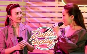 """Radio Replay 2007: """"Goodbye my love"""" - bản song ca """"lạ"""" của Song Yến 10 năm trước được tái hiện dưới phiên bản Acoustic đầy cảm xúc"""