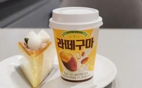 Thử ngay thức uống latte khoai lang lạ vị đang được giới trẻ Hàn săn đón nhiệt tình trong mùa đông lạnh giá