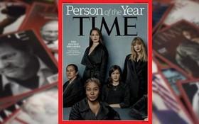 Nhân vật của năm 2017: Phần thưởng cho những người phá vỡ im lặng