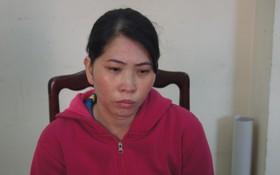 Người vợ khai do chồng đi nhậu về dọa chém nên đã đoạt dao sát hại, vứt đầu chồng vào thùng rác