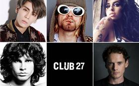 Nam ca sĩ Jonghyun tự sát, yên nghỉ cùng Kurt Cobain và Amy Winehouse tại Club 27