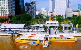 Chùm ảnh: 7 công trình ấn tượng thay đổi diện mạo, đánh dấu sự phát triển của Sài Gòn trong năm 2017