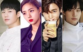 8 nhân vật trẻ bứt phá nhất màn ảnh Hàn năm 2017