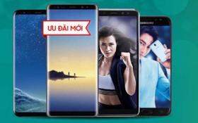Mua Galaxy Note 8 trợ giá khủng 11 triệu đồng trong chương trình Super Combo 4G
