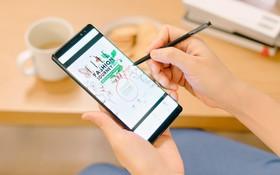 Với smartphone, nghệ thuật vẽ tay vừa quen thuộc mà hiện đại!