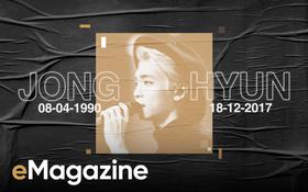 Jonghyun: Cô đơn trong vạn yêu thương chính là cuộc sống của người nghệ sĩ