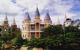 Ở Hậu Giang có một ngôi trường giống hệt học viện Phù thủy Hogwarts trong Harry Potter!
