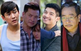 10 ông bố đáng nhớ nhất trên màn ảnh Việt năm 2017