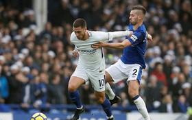 Phung phí hàng tá cơ hội, Chelsea chia điểm trên sân của Everton