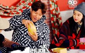 Ji Suk Jin đem cả tài sản để đánh cược Song Ji Hyo - Kim Jong Kook không phải 1 đôi