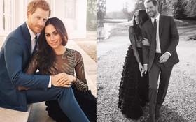 """Hôn thê của hoàng tử Harry lại """"chơi lớn"""", mua hẳn váy 1,7 tỷ đồng để chụp ảnh đính hôn"""