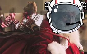 Công nghệ đã ảnh hưởng thế nào đến hành trình phát quà của ông già Noel?