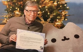 Bill Gates tiếp tục làm ông già Noel bí mật, khiến một nữ Redditor vỡ òa vì hạnh phúc