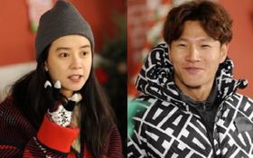 """Song Ji Hyo lên tiếng về tin đồn hẹn hò và cưới """"hổ"""" Kim Jong Kook"""
