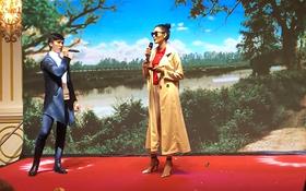 """Dù từng bị chê hát như """"tra tấn"""", Hoàng Thùy vẫn tiếp tục làm... Miss Karaoke tại """"Hoa hậu Hoàn vũ VN"""""""