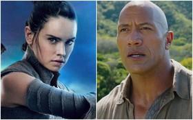 """""""Star Wars: The Last Jedi"""" và """"Jumanji: Welcome to the Jungle"""" thâu tóm phòng vé Bắc Mỹ cuối năm"""