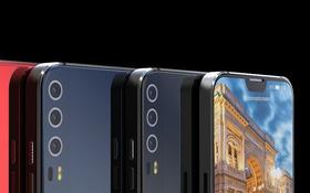 """iPhone X cũng phải chào thua chiếc Huawei P11 này: 3 camera và cũng có """"tai thỏ"""""""