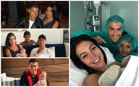 """10 bức ảnh nhận """"bão"""" LIKE trên Instagram của Ronaldo"""