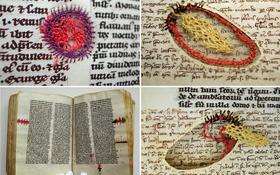 Nghệ thuật vá sách thời Trung Cổ: Sự sáng tạo tuyệt vời ai nhìn cũng phải trầm trồ