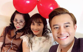 Sau ồn ào tại lễ trao giải VTV Awards, mẹ chồng khó tính Lan Hương và con dâu Bảo Thanh hội ngộ thân thiết bên nhau