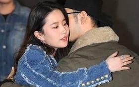 Chỉ 1 hành động khi ôm Huỳnh Hiểu Minh, Lưu Diệc Phi nhận được vô số lời khen từ netizen