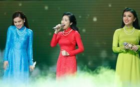 """Hòa Minzy lập kỷ lục khi lần thứ 4 đứng nhất """"Cặp đôi hoàn hảo - Trữ tình & Bolero"""""""
