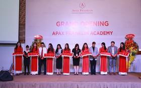 Apax Franklin Academy tiếp tục ra mắt trung tâm thứ 2 tại TP.Hồ Chí Minh