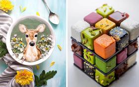 Điểm danh 19 kiệt tác ẩm thực nổi bật nhất năm 2017