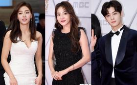 Thảm đỏ MBC Entertainment Awards: Dara bỗng già chát, bị mỹ nhân gợi cảm vô danh và loạt sao nữ sexy đè bẹp