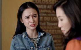 Glee Việt: Angela Phương Trinh nước mắt đầm đìa khi mẹ bắt đem con đi cho người khác