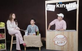 Hương Giang Idol, Phạm Hồng Phước nghi Will dùng Quỳnh Anh Shyn để PR phim mới