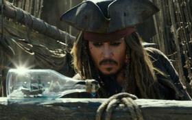 Johnny Depp và số phận gắn với cái danh cướp biển