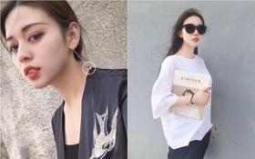 Cô bạn Trung Quốc muốn gương mặt có gương mặt, muốn khí chất có khí chất khiến người ta thích mê!