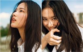 Giống cả Lưu Diệc Phi lẫn Trương Bá Chi, cô bạn Trung Quốc trở thành hiện tượng MXH