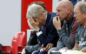 Cầu thủ Arsenal phải chăng đang phản Wenger?