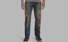 """Chẳng hiểu sao nhưng những kiểu quần jeans """"dị dị"""" càng ngày lại càng lên ngôi"""