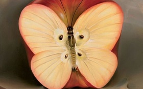 Bức tranh quả táo cho bạn biết nỗi sợ hãi ẩn sâu trong trái tim bạn
