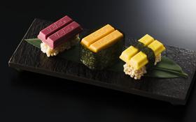 Sau tất cả, người ta cũng đã làm ra Kit-Kat vị sushi