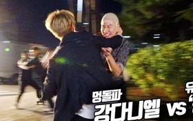 """Lee Kwang Soo thoát mác """"thánh nhọ"""" khi xé được cả bảng tên của """"Center quốc dân"""""""