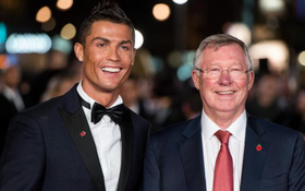 Ronaldo từng tiết lộ ý muốn rời Real Madrid với Alex Ferguson