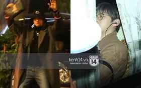 Hình ảnh đối lập: Kết thúc MAMA, Samuel khí thế vẫy tay chào fan Việt, Wanna One ngủ say mặc kệ người hâm mộ