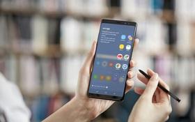 """Dù đã lên kệ được hơn một tháng, Samsung Galaxy Note 8 vẫn đang """"đắt như tôm tươi"""" tại Hàn Quốc"""