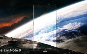 Nhìn Galaxy Note 8 đẹp như thế này thì ai mà chê nổi cơ chứ