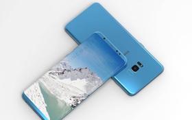 Đội Samsung sẽ chết ngất trước vẻ đẹp của chiếc Galaxy S8 này