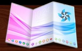 """Cùng """"rửa mắt"""" ngắm ý tưởng smartphone có màn hình bẻ gập đẹp đến mê mẩn"""