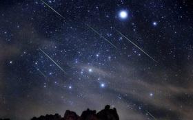 Trận mưa sao băng Orionid diễn ra đêm nay có đáng để xem không?