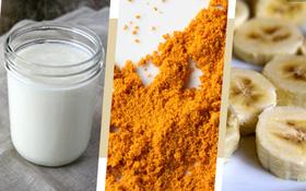 1 hộp sữa chua và vài nguyên liệu sau sẽ giúp bạn xử lý tất cả vấn đề về da