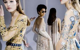Tuần lễ Haute Couture: Nếu đời là một giấc mơ thì cứ mong mộng mị mãi đẹp thế!